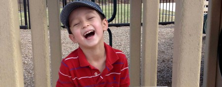 Drastic move for boy with 100 seizures a day