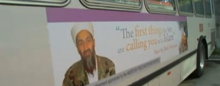 Anti-Muslim ad campaign fuels debate