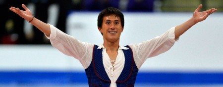 Will Canada's Patrick Chan be dethroned?