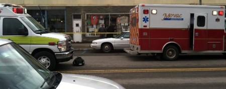 Police hunt for gunman after 4 shot dead in N.Y.