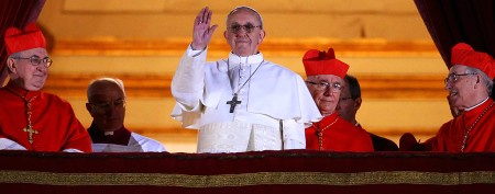 Historic moment as Argentinian is named pope