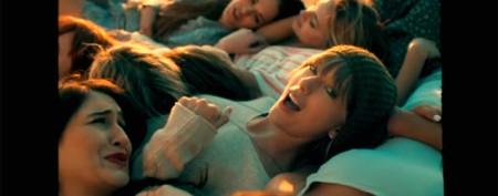 Splashy new Taylor Swift video premieres