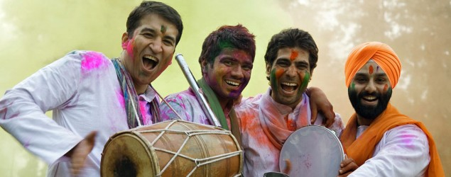 India celebrates Holi today