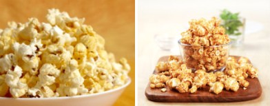 Top 25 must-try popcorn flavours