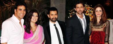 Unseen photos of Aamir Khan