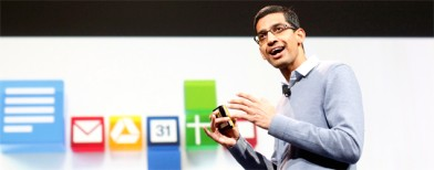Sundar Pichai to head Google's Android