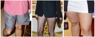 Guess which celeb forgot their pants?