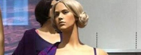 Mannequins that are getting a lot of attention