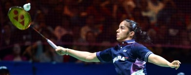 Saina regains No. 2 singles ranking
