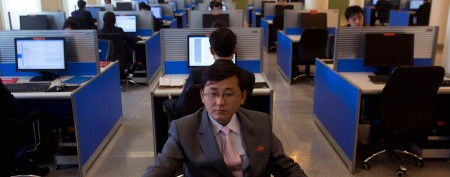 N. Korea blames U.S. for cyberattacks
