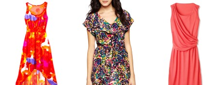 Colorful spring dresses for under $30