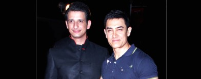 Unseen photos of Sharman Joshi