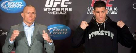 UFC fighter says opponent on 'plenty of steroids'