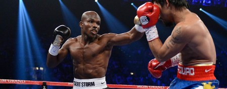 Timothy Bradley's title fight is a big mistake