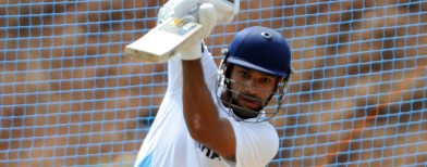 Dhawan, Vijay lead strong Indian reply