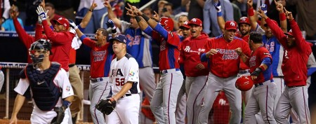 U.S. bows out early from the WBC