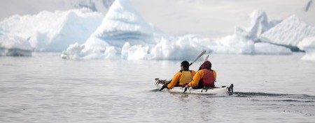 Antarctica punishes tourists, and vice versa