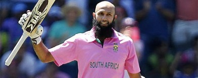 Why are South Africa wearing pink kits?