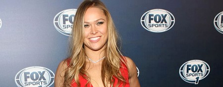 Ronda Rousey gets cool new role in UFC