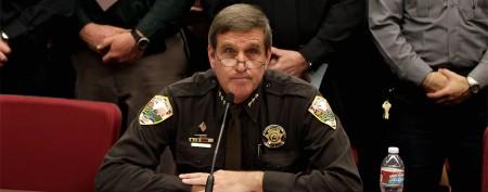 Sheriff refuses to enforce gun measures