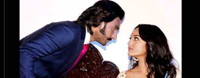 Ranveer and Sonakshi sizzle together