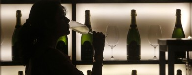 Liquor firms cheer India's ladies' nights