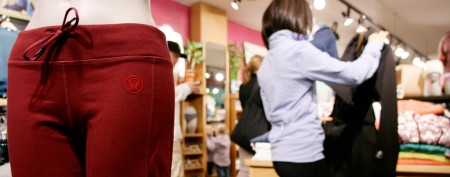Yoga pant shortage sinks Lululemon stocks