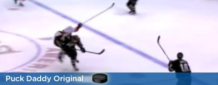 Was this 'one of the dirtiest' hits in the NHL?