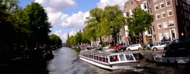 Images: Amsterdam's picturesque canals