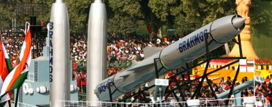 India tests submarine version of BrahMos