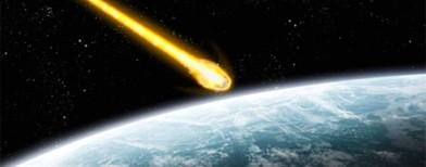 Large asteroid heading to Earth