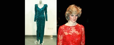 Lady Diana's dresses fetch 1.2m pounds