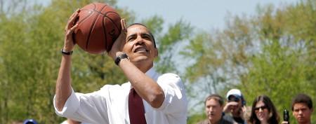 Obama's full NCAA tourney bracket revealed