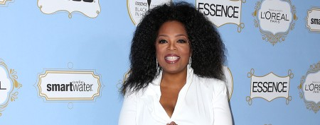 Oprah Winfrey introduces her body double