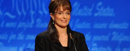 Tina Fey skewers Sarah Palin again