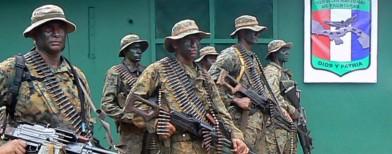World's ten smallest militaries