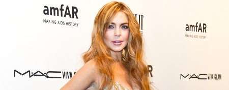 Project Lohan is doing before rehab