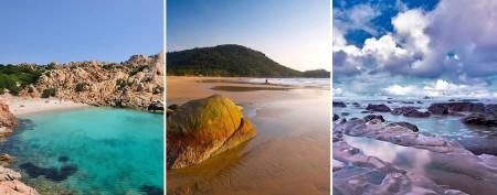 Beautiful hidden beaches around the world