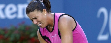 Disturbing charges against former tennis prodigy