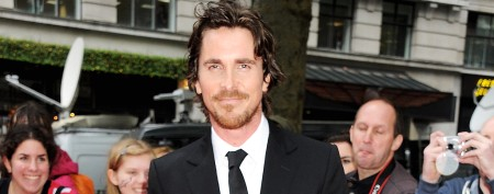 Christian Bale's bad movie comb-over