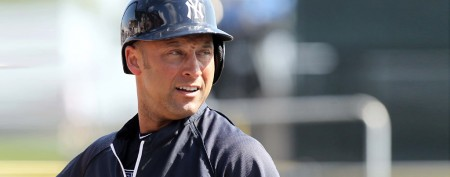 Jeter might not be ready for Opening Day