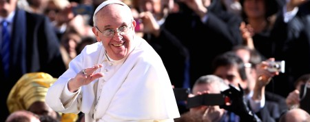 Pope Francis bucking a Holy Week tradition