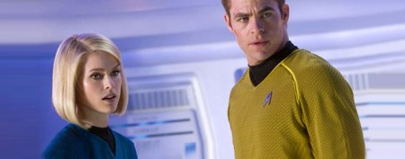 See much more of Kirk's new love interest