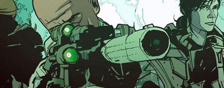 Comic book uncovers secret Army spy unit