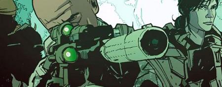 Comic book uncovers secret Army spy unit