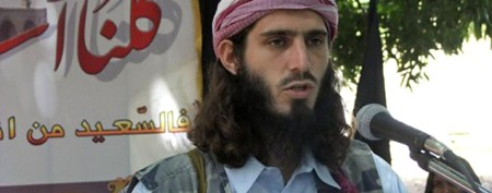 Islamist militant mocks $5 million U.S. bounty