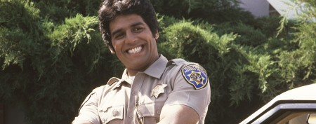 'CHiPs' star on his job as real-life cop