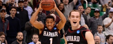 Shocker of the tourney comes from Harvard