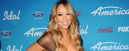 Mariah Carey's superglam mommy moments