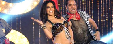 Watch: Sunny Leone's first item number